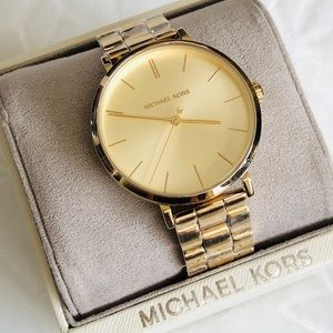 Michael Kors Watch gold tone